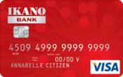 Ikano Visa kredittkort
